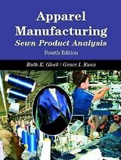 FAST SHIP - KUNZ GLOCK 4e Apparel Manufacturing: Sewn Product Analysis       DR1