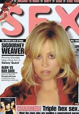 SIGOURNEY WEAVER / CHARMED / RAY BRADBURY SFX no. 64 May 2000