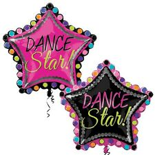 "Amscan 30"" Dance Star Original Balloon Music Disco Themed Party Decoration"