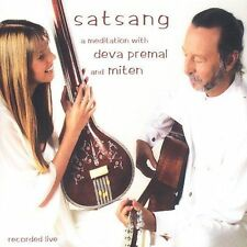 Satsang: A Meditation in Song and Silence by Deva Premal (CD, Oct-2005, White...