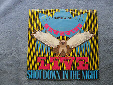 "Hawkwind Shot Down In The Night 7"" Single"