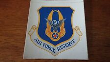 Air Force Reserve Decal Sticker united state air force f-16 f-14 tom cat BX 4 #7