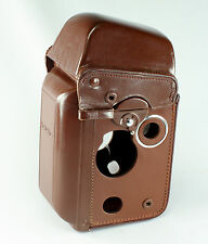 Original Leather Case for Rolleiflex 2.8 F with Penta Prism