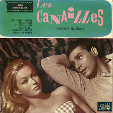 BOF LES CANAILLES MARGUERITE MONNOT FRENCH ORIG EP OST