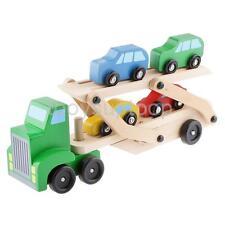 Wooden Toy Cars Model Interesting Children Toys Gift for Children Games