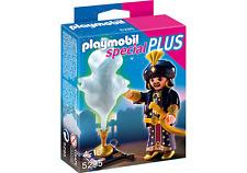 YRTS 5295 Playmobil - Mago con Genio de la Lámpara ¡Nuevo en Caja! ¡New!
