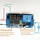 DC 12V LED Display Digital Delay Timer Control Switch Module PLC Automation M2
