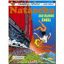 Natascha 16 Der blonde Engel Walthéry Tillieux FUNNY KRIMI ABENTEUER COMIC 60er