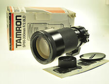 Nikon Mount Tamron 80-200mm F2.8 LD Adaptall Camera Lens