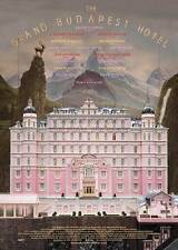 THE GRAND BUDAPEST HOTEL FILM MOVIE A3 ART PRINT POSTER GZ5503