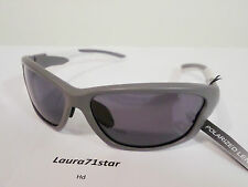 CottonClub 1103 Gray Sport Polarized Mirror occhiali sole Sunglasses Unisex New