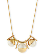 Kate Spade Bits and Baubles Necklace NWT Modern & Urban Chic! Sculptural Classic