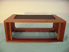 MARANTZ  WOOD CABINET -FITS MANY MODELS--240-250 -15-16 AND MANYOTHERS