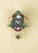 Reloj péndulo con Techo de bosque negro cucú Black Forest Made in Germany 16PS
