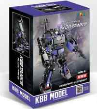 Cool change treasure KBB tank MP Megatron dark dark