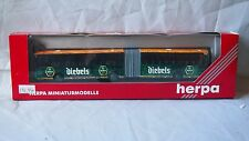HERPA SETRA 221 BENDY BUS COACH DIEBELS LIVERY HO 1/87 #18609