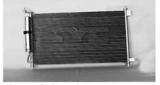 TYC 3594 A/C Condenser Assembly for Nissan Versa 2007-2011 Models