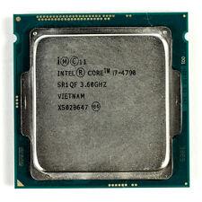 Intel Core i7-4790 3.6GHz Quad Core 8M 5GT/s CPU Processor SR1QF LGA1150