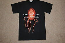 MNEMIC SQUID VULVA T SHIRT SMALL OFFICIAL MNEMESIS PASSENGER SONS OF THE SYSTEM