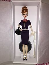 MAD MEN SILKSTONE JOAN HOLLOWAY BARBIE DOLL-2010-NRFB! MINT CONDITION-SOLD OUT!