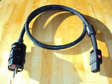 High-End Power Cord Netzkabel  1,2 m Lapp Typ Ölflex 110 CY 3x 2,5m²