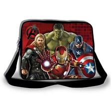 MARVEL AVENGERS AGE OF ULTRON GYM UNI SCHOOL MESSENGER BAG THOR IRON MAN HULK
