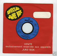 45 RPM SP  PROMO JOHNNY HALLYDAY DERRIERE L'AMOUR