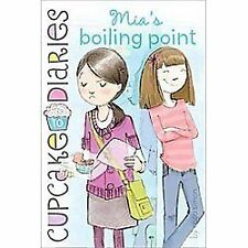 Mia's Boiling Point (Cupcake Diaries), 1. Book, Simon, Coco, Excellent, 2012-10-