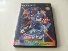PS2 ROCKMAN Power Battle Fighters Megaman Japan Free Shipping