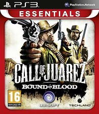 Call of Juarez 2: Bound In Blood: PlayStation 3 Essentials (PS3)