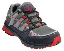 Nautilus 1725, Men's Steel Toe Size 11 M Athletic Shoes in Grey/Re