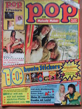 POP 7-1978 Smokie Blondie JANE Kate Bush Playmate BCR Coghlan Phil Collins Rocky