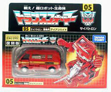 TRANSFORMERS TAKARA G1 ENCORE 05 IRONHIDE JAPAN VER