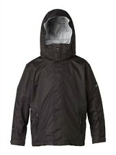 Quiksilver Mission Solid Boys Jacket (M) Black