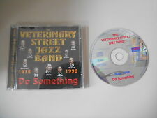 CD Jazz Veterinary Street Jazz Band - Do Something (13 Song) ELITE SPECIAL