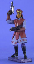 STAR WARS EPISODE 1 LOOSE VERY RARE CAPTAIN PANAKA MINT CONDITION. C-10+