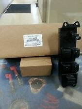 GENUINE SUBARU L/H MASTER WINDOW SWITCH 2005-2009 LEGACY AND OUTBACK 83071AG05B