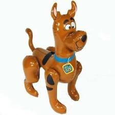 """INFLATABLE SCOOBY DOO 19"""" Blow Up Dog Hanna-Barbera #AA87 Free Shipping"""