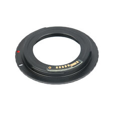 AF Confirm M42 Mount Lens Adapter for Canon Eos 5D 7D 60D 50D 40D 500D 550D