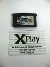 GBA Nintendo Game Boy Advance Pro Tennis WTA Tour Pal España Solo Cartucho