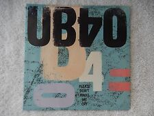 "UB40 ""Please Don't Make Me Cry/Food For Thought (Live Version)"" PS 45 Record"