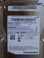 500GB Samsung HD501LJ | PN: ..12CQA.. | 2008.10 | PCB board OK #443-445