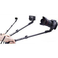 C-188 Extendable Handheld Monopod Stick for Cell Phone GoPro Camera DV Camera