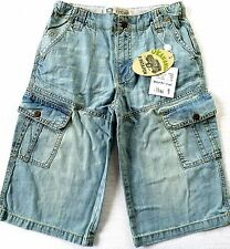 Petit Patapon Boys Jeans Bermuda size 152/164 New with tags price €39,90