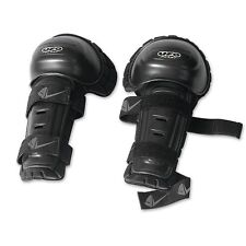 UFO Adult knee pads Motocross MX protection off road shin guards Black GI02040K