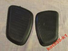 NEW DNEPR RUBBER TANK KNEE GRIPS PADS PAIR NOT M72 URAL RUSSIAN NEW AFTERMARKET