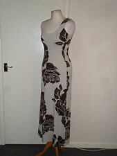 Jane Norman Summer Holiday Maxi Dress Size UK 10 RRP £42