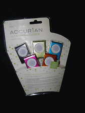 Accruian Aluminum Cases for iPod Shuffle 2nd Generation 5 Cases