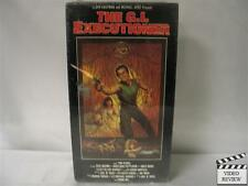 GI Executioner VHS Brand New; Sealed