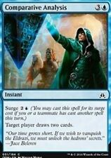 Comparative Analysis  NM x4 Oath of the Gatewatch MTG Magic Cards Blue Common